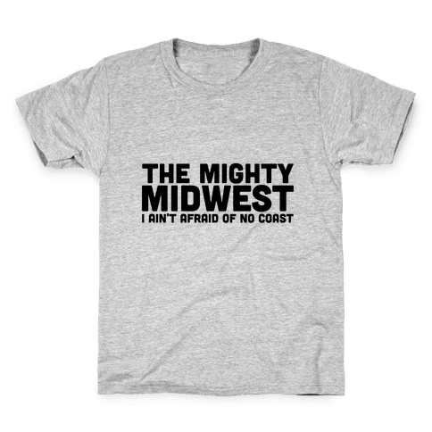 Mighty Midwest Kids T-Shirt