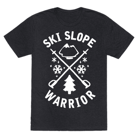 Ski Slope Warrior