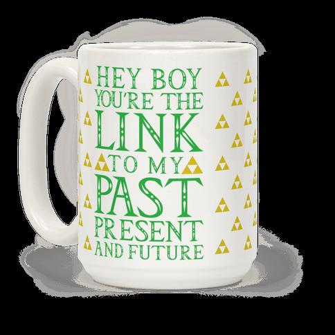 Link Pickup Line