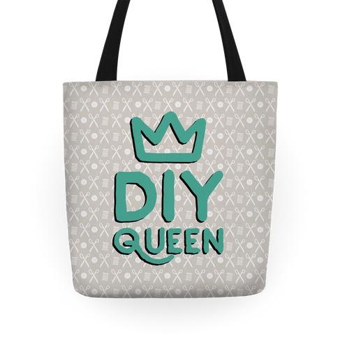 DIY Queen Tote