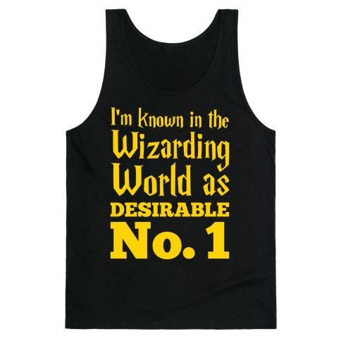 Desirable No. 1 Tank Top