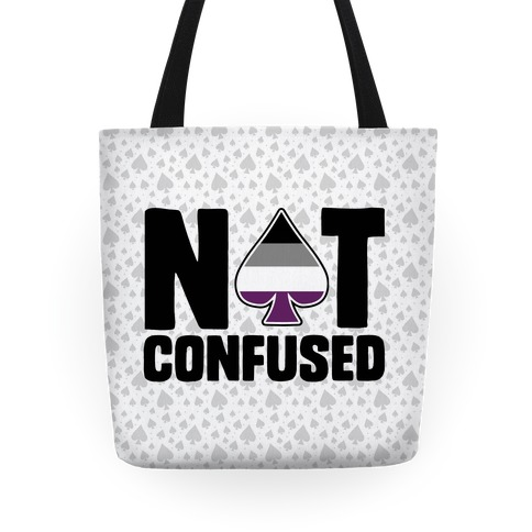Not Confused Tote