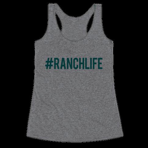 Ranch Life Racerback Tank Top