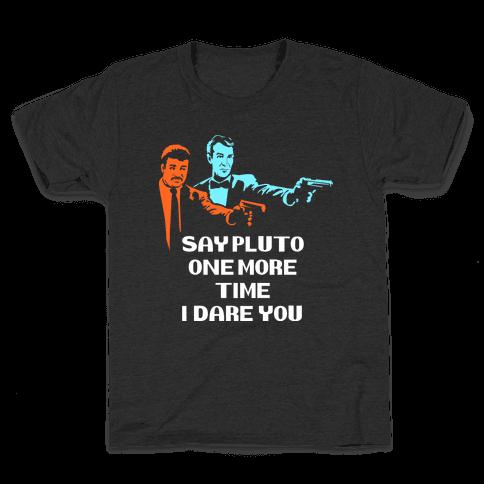 Pulp Science (Text) Kids T-Shirt