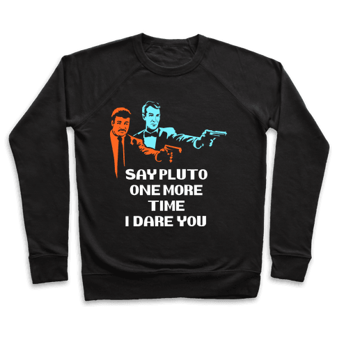 Pulp Science (Text) Pullover