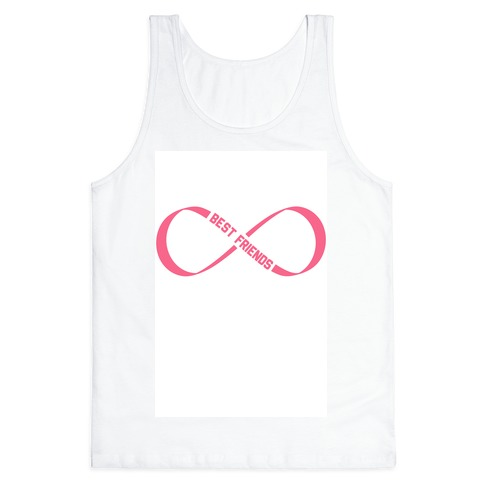 Best Friends Forever (Infinity) Tank Top