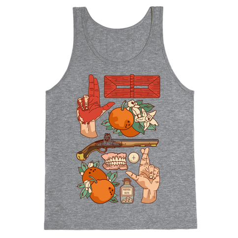 Our Masked Bandit Tank Top
