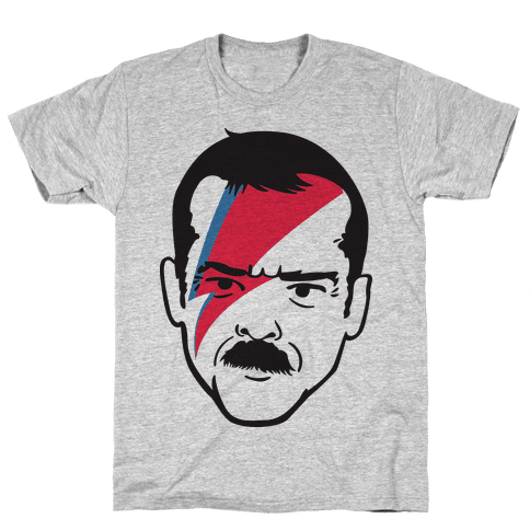 Ziggy Hadfield Mens T-Shirt
