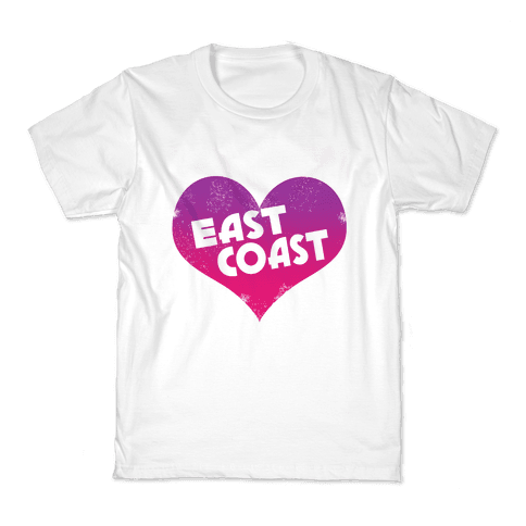 East Coast Kids T-Shirt