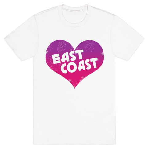 East Coast Mens T-Shirt