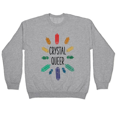 Crystal Queer Pullover