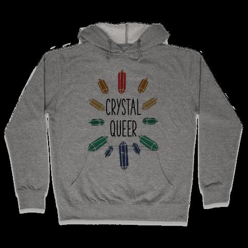 Crystal Queer Hooded Sweatshirt