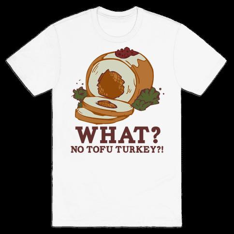 No tofu turkey