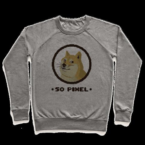 Pixel Doge Pullover