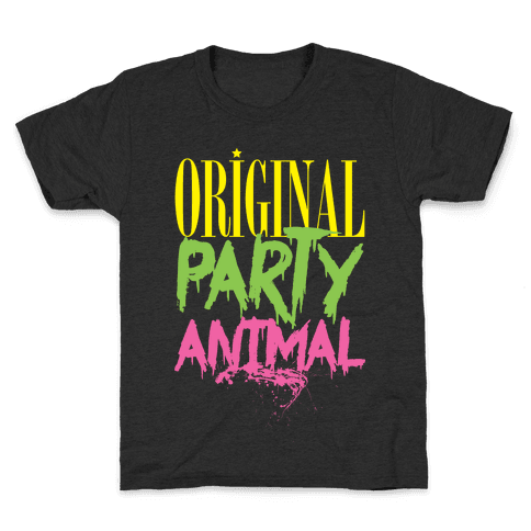 Original Party Animal Kids T-Shirt
