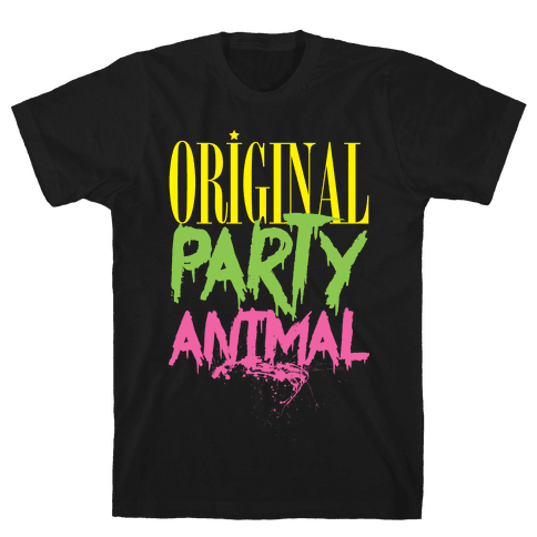 Original Party Animal Mens T-Shirt