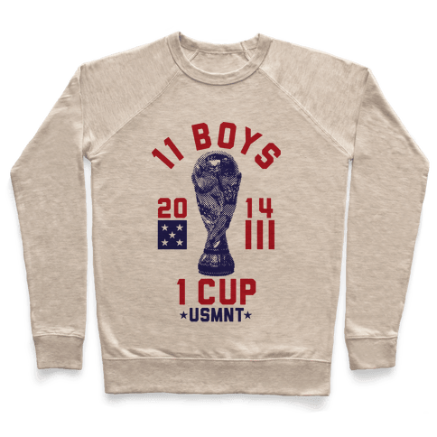 11 Boys 1 Cup Pullover