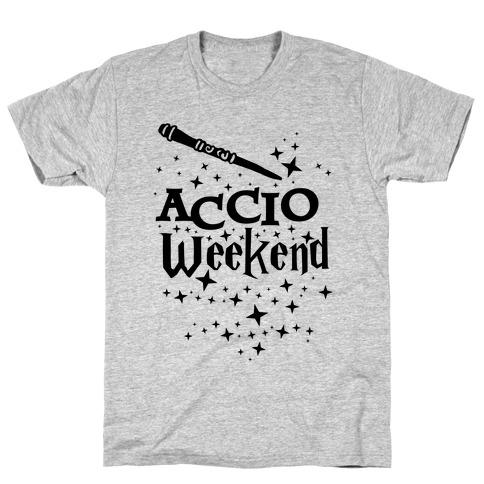 Accio Weekend! T-Shirt