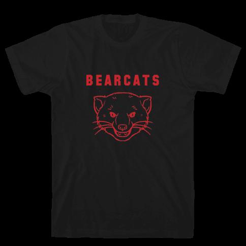 Bearcat Red & Black