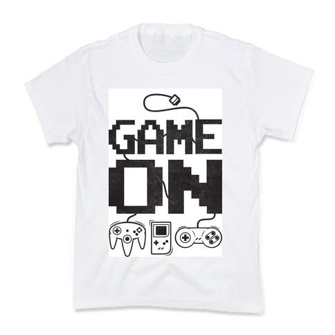 Game On Kids T-Shirt