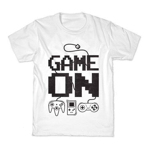 Game On Kids T-Shirt