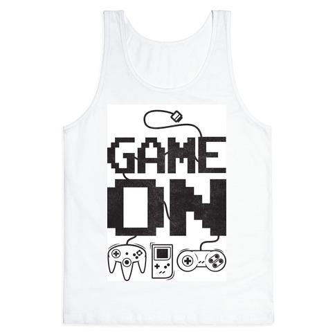 Game On Tank Top