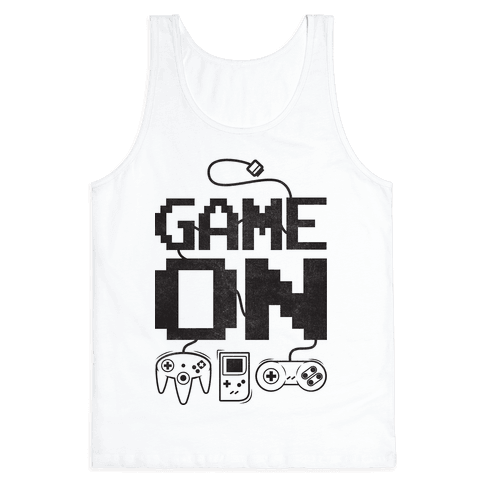 Game On Tank Top