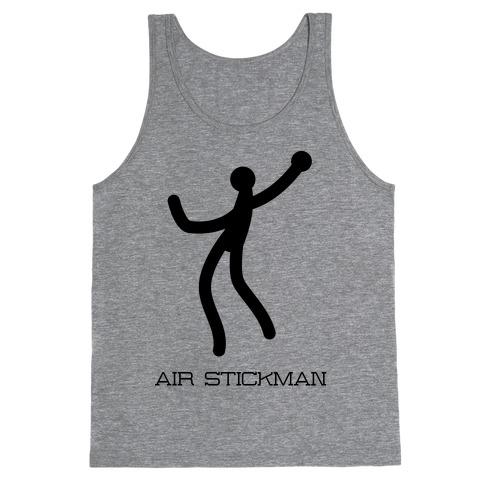 Air Stickman Tank Top