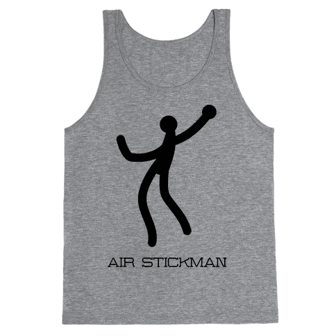 Air Stickman Tank Top