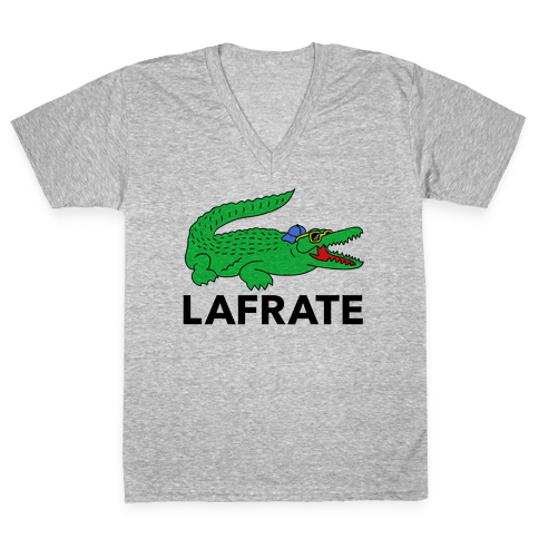 Lafrate V-Neck Tee Shirt
