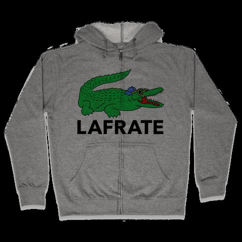 Lafrate Zip Hoodie