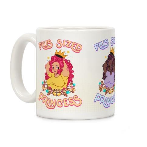 Plus Sized Princess Coffee Mug