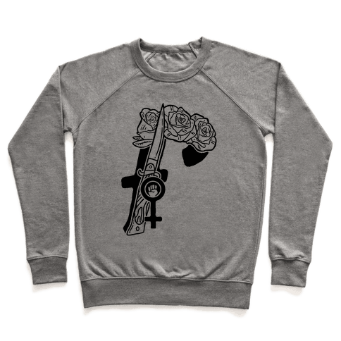 F Is For Feminism Pullover