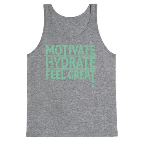 Motivation Tank Top