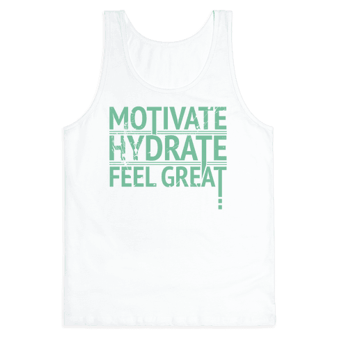 Motivation Tank Top