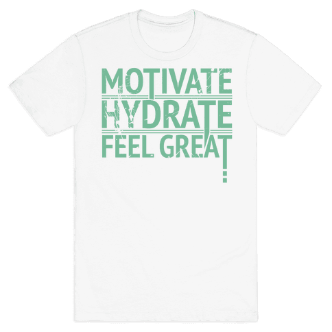 Motivation Mens T-Shirt
