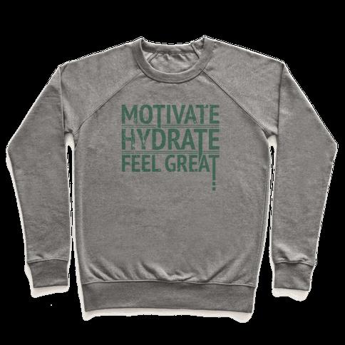Motivation Pullover