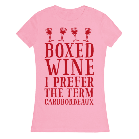 Boxed Wine? I Prefer The Term Cardbordeaux