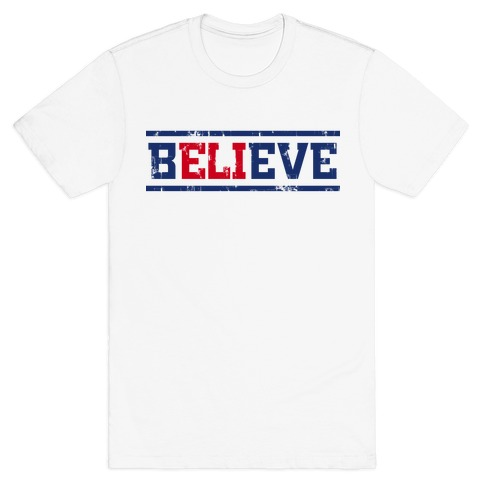 Believe in Eli T-Shirt