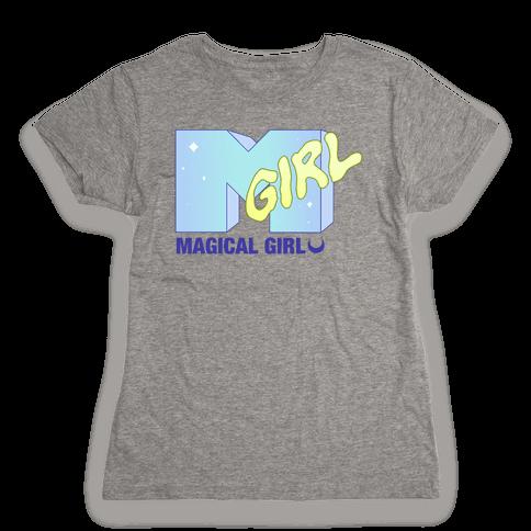 Magical Girl (MTV) Womens T-Shirt