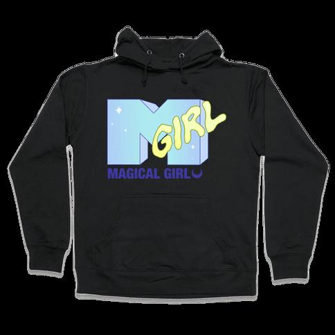 Magical Girl (MTV) Hooded Sweatshirt
