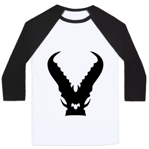 Kaiju Warning Baseball Tee