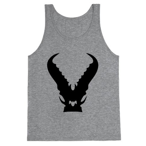 Kaiju Warning Tank Top