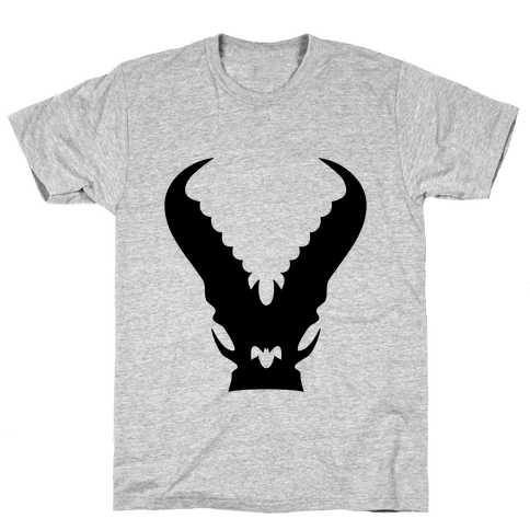 Kaiju Warning Mens T-Shirt
