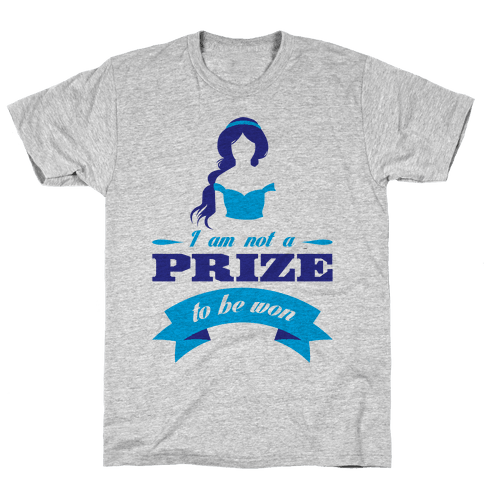 Not A Prize To Be Won Mens T-Shirt