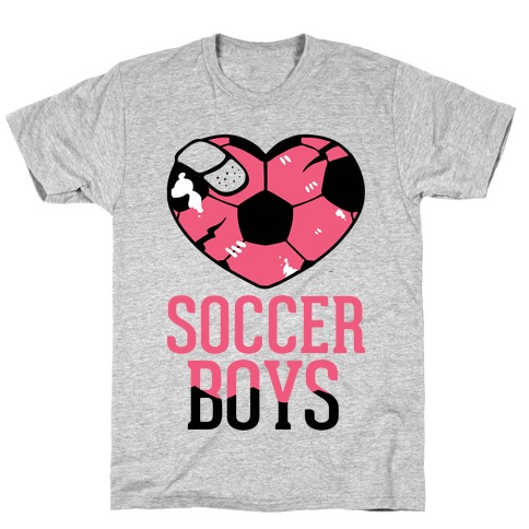 Soccer Boys T-Shirt
