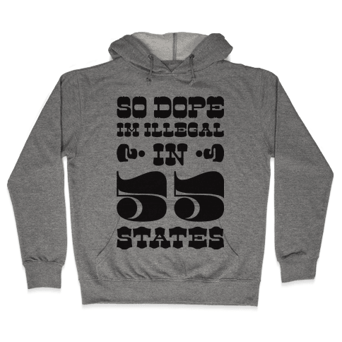 So Dope Hooded Sweatshirt