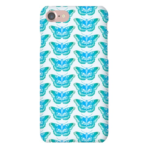 Butterfly Pattern Phone Case
