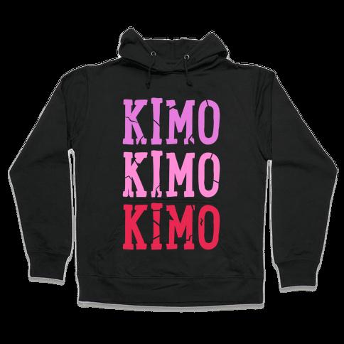 Kimo Kimo Kimo! Hooded Sweatshirt