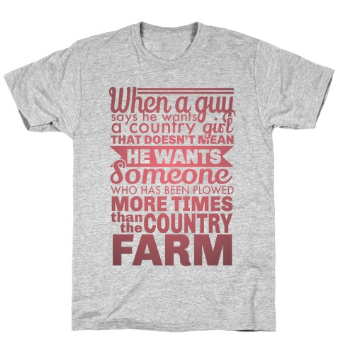 That Country Love T-Shirt